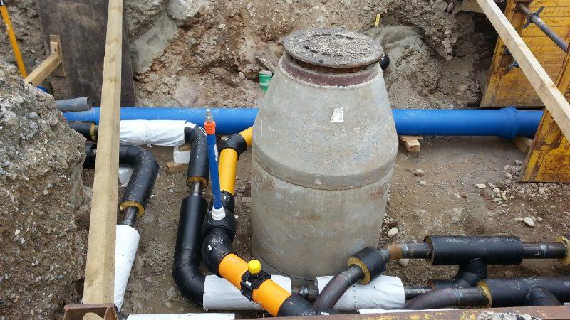 Wasserleitungen